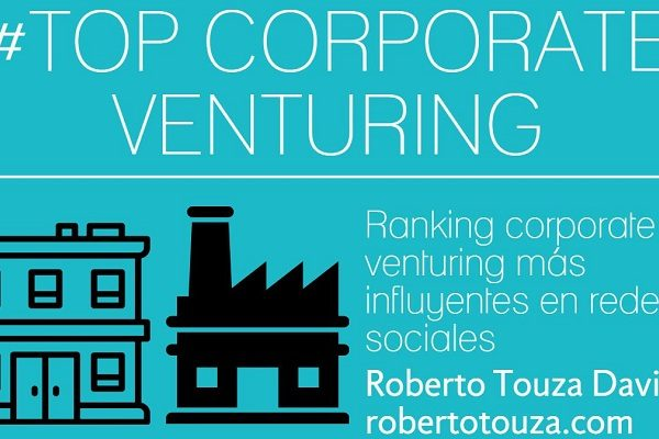 Ranking Top Corporate Venturing
