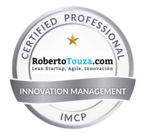 Innovation Management Certified Professional roberto touza david