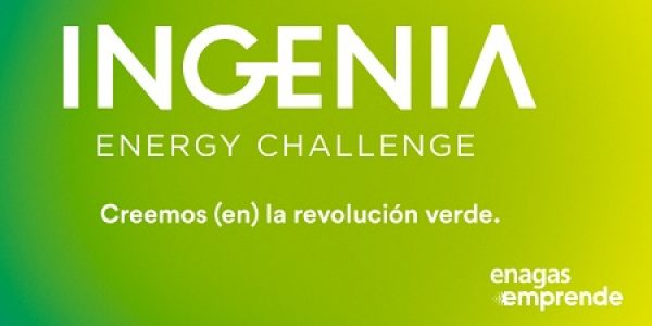 Enagás impulsa el Open Innovation a través del Ingenia Energy Challenge