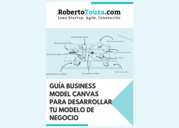portada Guía Business Model Canvas